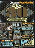 Observer Food Monthly Magazine, March 2013: The OFM 50