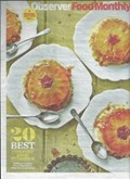Observer Food Monthly Magazine, March 2, 2014: Special Edition, Part 2: 20 Best Comfort Food Recipes