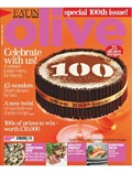 Olive Magazine, April 2012: Collector's Edition: Special 100th Issue