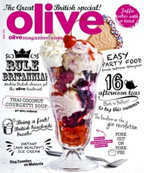 Olive Magazine, June 2016: The Great British Special