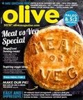 Olive Magazine, March 2015: Meat vs. Veg Special