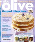 Olive Magazine, May 2013: The Good Things Issue