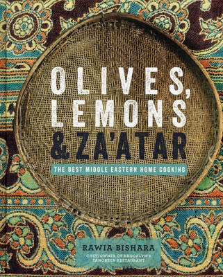 Olives, Lemons and Za'atar