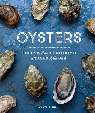 Oysters cookbook