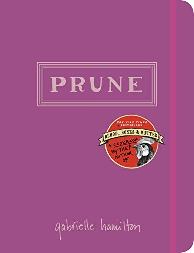 Prune cookbook