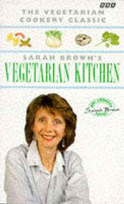 Sarah Brown vegetarian cook
