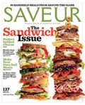 Saveur Magazine, April 2011 (#137): The Sandwich Issue