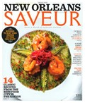 Saveur Magazine, April 2013 (#155): The New Orleans Issue