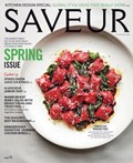 Saveur Magazine, April 2015 (#173): Spring Issue
