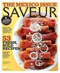 Saveur Magazine, Aug/Sep 2012 (#149): The Mexico Issue