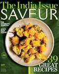 Saveur Magazine, Aug/Sep 2014 (#167): The India Issue