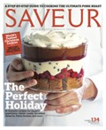 Saveur Magazine, December 2010 (#134)