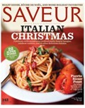 Saveur Magazine, December 2011 (#143)