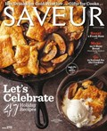 Saveur Magazine, December 2014 (#170)