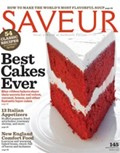 Saveur Magazine, March 2012 (#145)