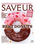 Saveur Magazine, March 2013 (#154)