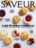 Saveur Magazine, March 2016