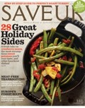 Saveur Magazine, November 2011 (#142)