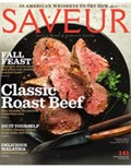 Saveur Magazine, October 2011 (#141)