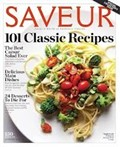Saveur Magazine, October 2012 (#150): Special Collector's Issue: 101 Classic Recipes