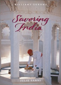 Savoring India: Recipes and Reflections on Indian Cooking