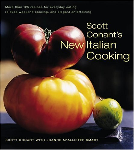 Scott Conants New Italian Cooking 994