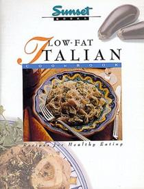 Sunset: Low-Fat Italian Cookbook
