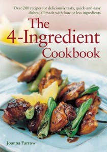 The 4-ingredient Cookbook