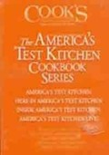 The America's Test Kitchen 4-Book Boxed Set: