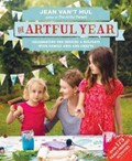 The Artful Year: Celebrating the Seasons and Holidays with Crafts and Recipes