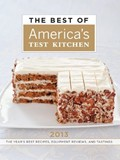 The Best of America's Test Kitchen 2013: The Year's Best Recipes, Equipment Reviews, and Tastings