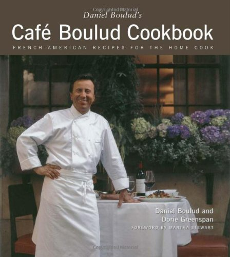 The Cafe Boulud Cookbook: French-American Recipes for the Home Cook