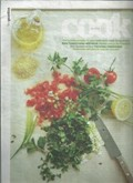 The Guardian Cook supplement, April 5, 2014