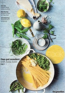 The  Guardian Cook supplement, April 23, 2016