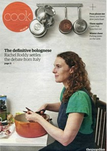The Guardian Cook supplement, February 6, 2016