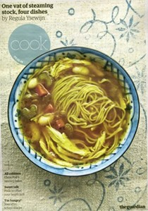 The Guardian Cook supplement, January 9, 2016