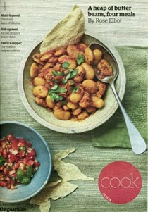 The Guardian Cook supplement, January 23, 2016