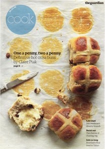 The Guardian Cook supplement, March 26, 2016