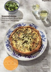 The Guardian Cook supplement, May 7, 2016