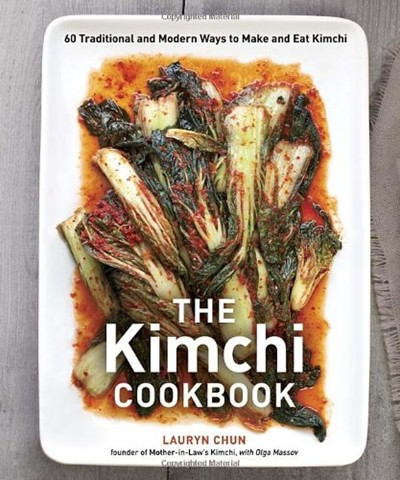... Rice Flour Porridge From 'The Kimchi Cookbook' Recipes — Dishmaps