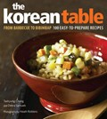 The Korean Table: From Barbecue to Bibimbap: 100 Easy to Prepare Recipes