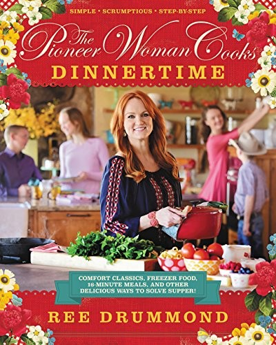 Pioneer Woman Cooks Dinnertime