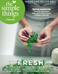 The Simple Things, March 2015 (#33): Fresh