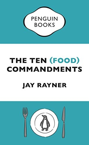 the ten food commandments