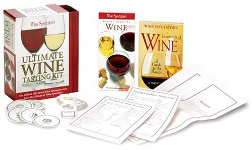 Ultimate Wine Tasting Kit