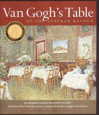Van gogh 39 s table at the auberge ravoux eat your books for Auberge ravoux maison van gogh