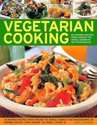 Vegetarian Cooking 50 Inspired