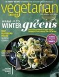Vegetarian Times Magazine, Jan/Feb 2015