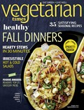 Vegetarian Times Magazine, October 2014
