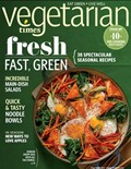 Vegetarian Times Magazine, September 2014